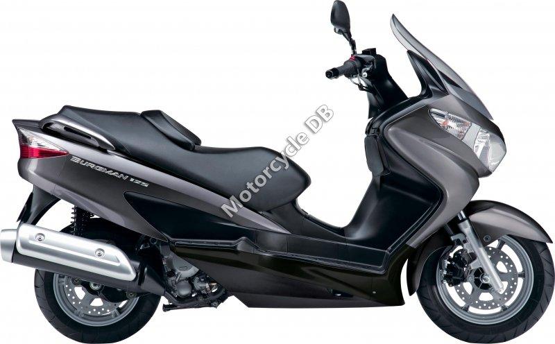 Suzuki Burgman 125 2014 28287