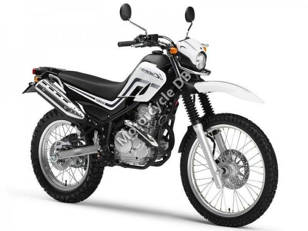 Yamaha Serow 250 2011 8885
