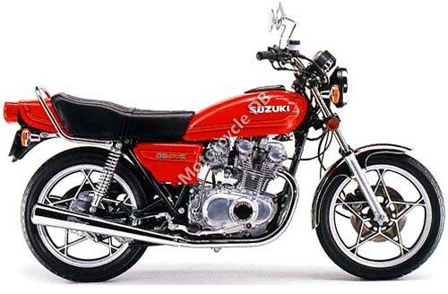 Suzuki GS 400 E 1981 8376