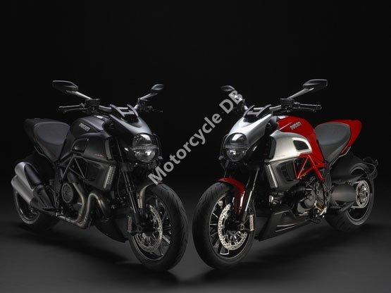 Ducati Diavel Carbon (2011)