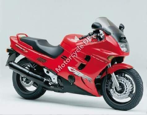 Honda CB 1000 F 1995 10432