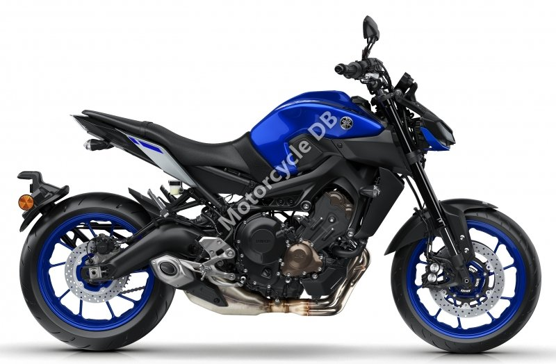 Yamaha MT-09 2017 26057