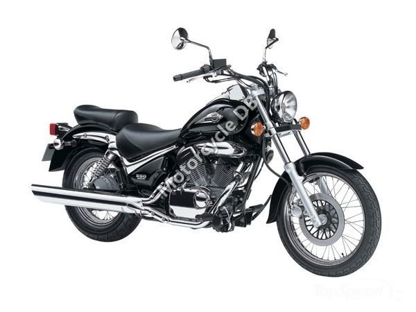 Suzuki Intruder 250LC 2014 23924