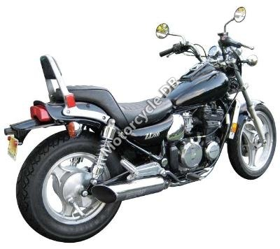 Kawasaki ZL 600 Eliminator 1995 11977