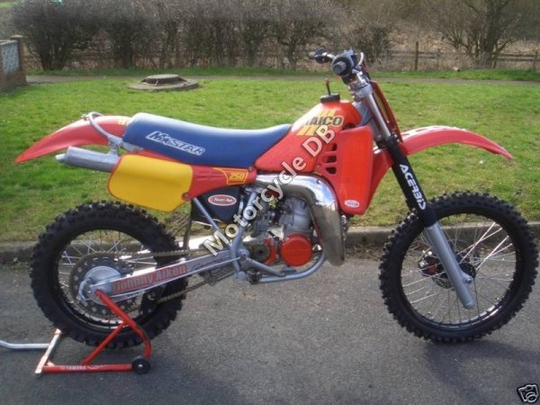 Maico GME 500 1986 16301