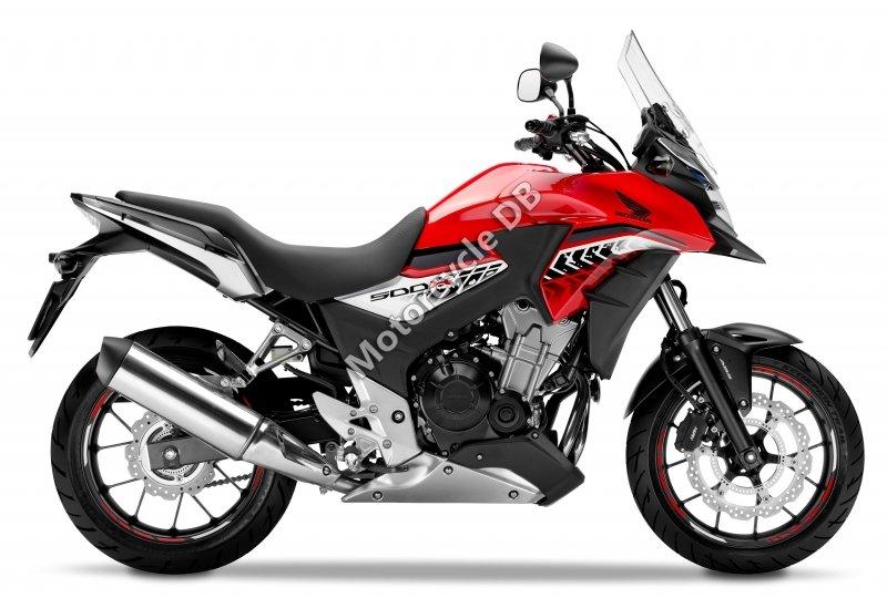 Honda CB500X 2016 29565