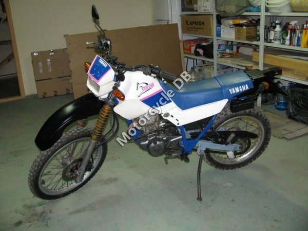 Yamaha Serow 225 WE 2002 6705