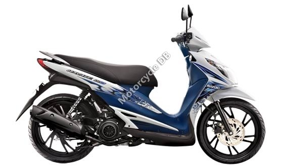 Suzuki Hayate 125 FI 2014 23926