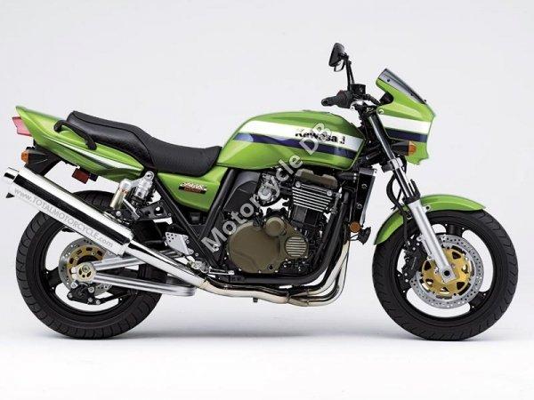 Kawasaki ZRX 1200 R 2005 5805