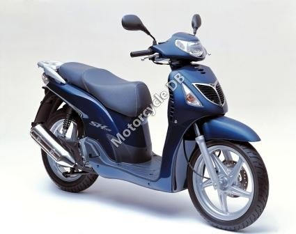 Honda SH125i 2007 30392