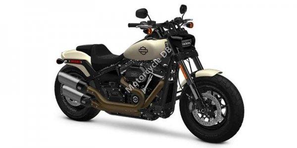 Harley-Davidson Softail Street Bob Dark Custom 2018 24487