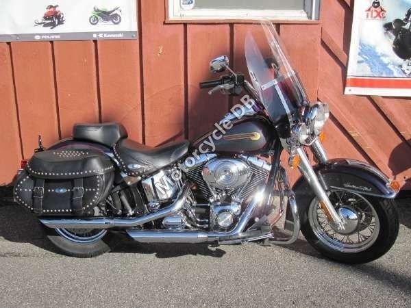 Harley-Davidson FLSTCI Heritage Softail Classic 2004 7874
