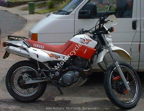 Yamaha XT 600 E 1990 14142