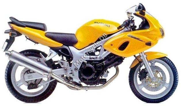 Suzuki SV 650 S 2001 28019