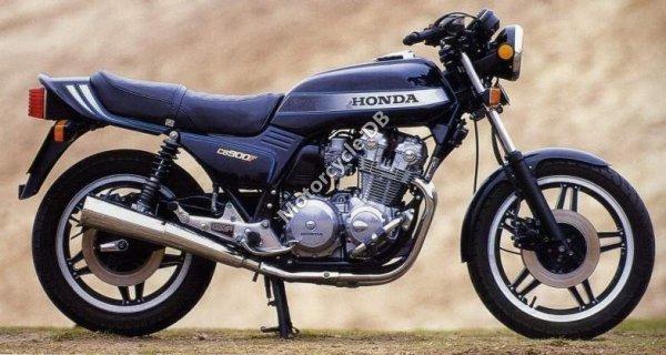 Honda CB 900 F Bol d`Or 1982 12633