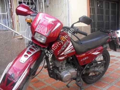 Honda XLR 125 1999 10342