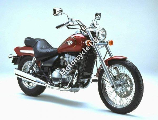 Kawasaki EN 500 1997 11015