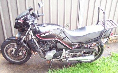 Suzuki GS 250 FWS 1984 6965