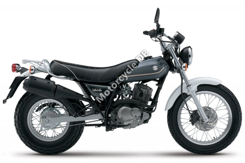 Suzuki VanVan 125 2017 28384