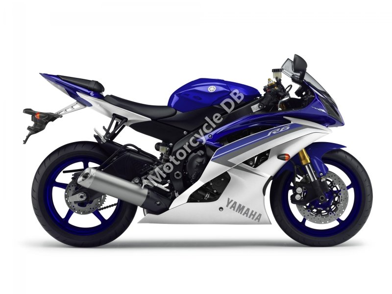 Yamaha YZF-R6 2015 25633