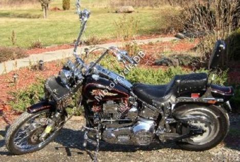 Harley-Davidson 1340 Softail Custom 1995 7336