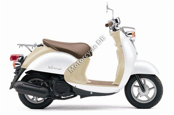 Yamaha Vino Classic 2011 8765