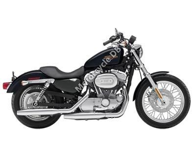 Harley-Davidson XL 883L Sportster 883 Low 2009 13850