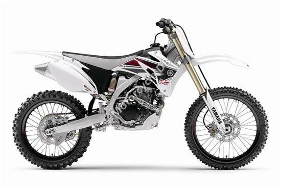 Yamaha YZ250F 2009 3892