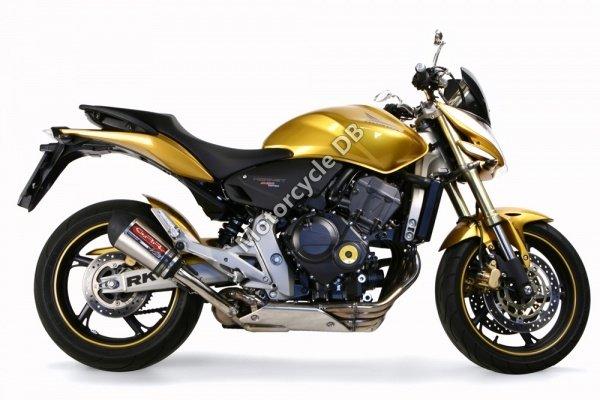 Honda Hornet 600 2007 7081