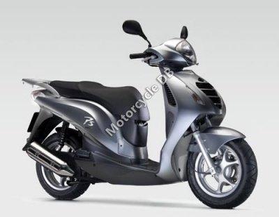 Honda PS125i 2009 17473