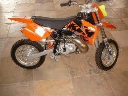 KTM 50 SX Junior 2007 7348