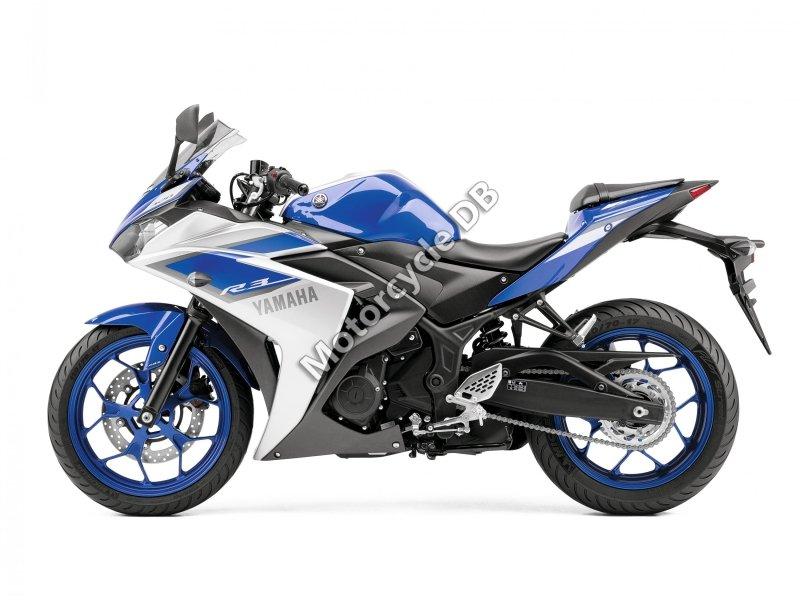 Yamaha YZF-R3 2015 25592