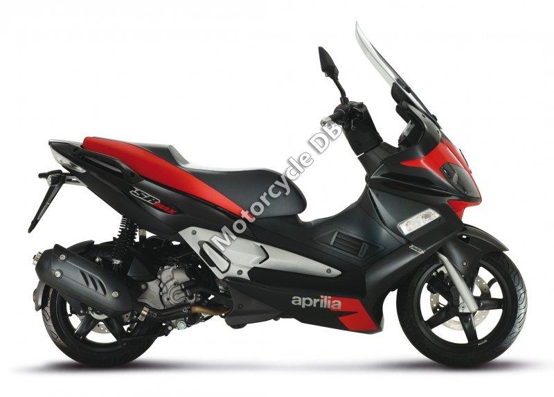 Aprilia SR Max 125 2012 32771