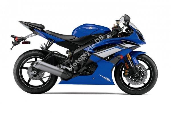 Yamaha YZF-R6 2012 21977