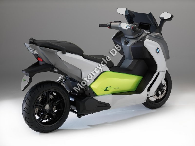 BMW C Evolution 2014 32558