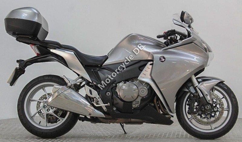 Honda VFR1200F 2010 30493
