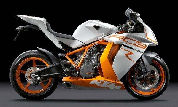 KTM 1190 RC8 R Race Specs 2012 22522