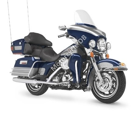 Harley-Davidson Tour Glide Ultra Classic (reduced effect) 1992 16165