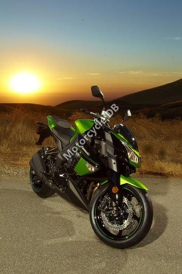 Kawasaki Z1000 2011 4840