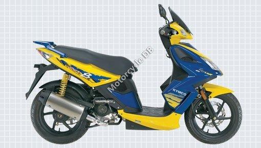 Kymco Super 8 125 (E3) 2007 19749