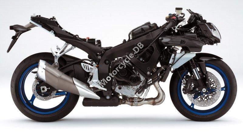 Suzuki GSX-R750 2009 27711