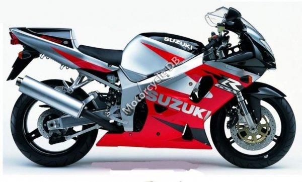 Suzuki GSX-R 750 2001 3966