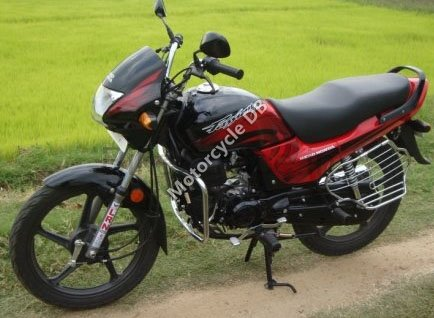 Hero Honda Passion Plus 2009 21123