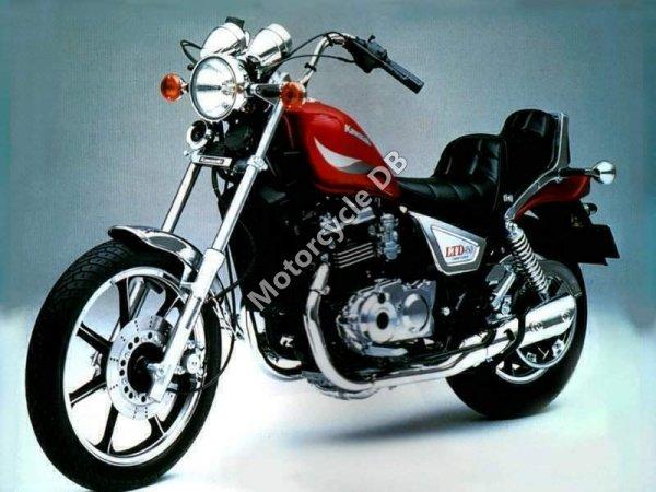 Kawasaki Z 450 LTD 1984 16017