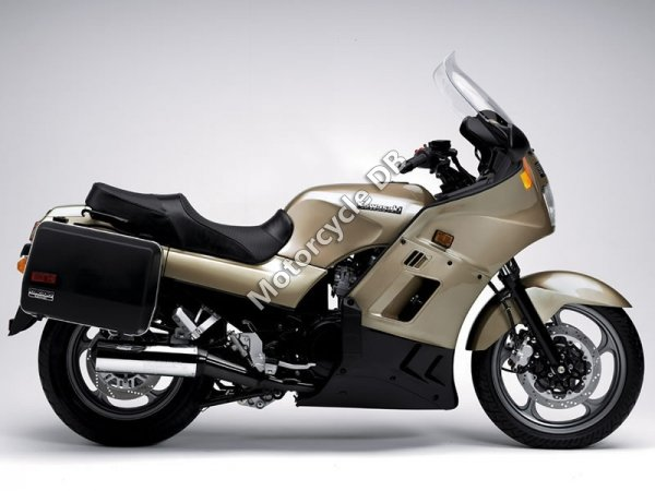 Kawasaki Concours 2005 5749