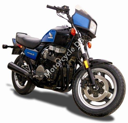 Honda CB 700 SC Nighthawk S 1984 9319