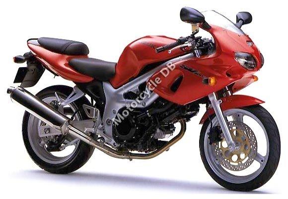 Suzuki SV 400 S 2005 20704
