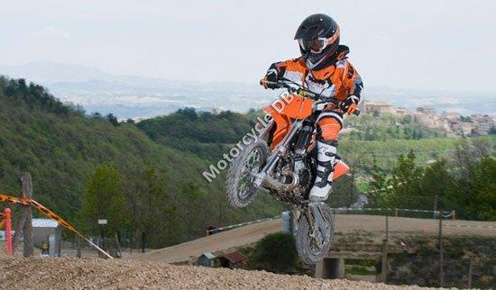 KTM 50 SX Junior 2009 3617
