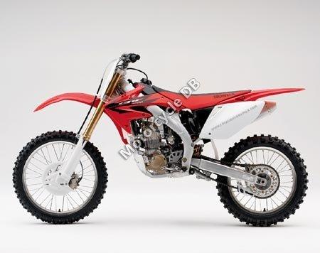 Honda CRF 450 R 2006 5129