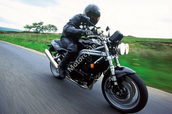 Triumph Speed Triple 2000 6077